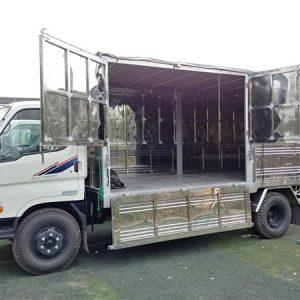 Xe tải Huyndai HD800 thùng chở Pallet