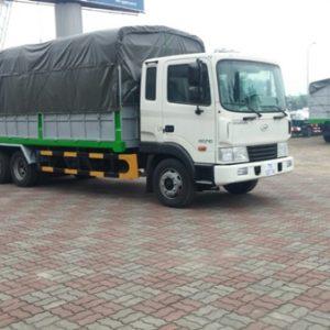 Xe tải Hyundai HD210 15 tấn