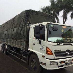 Hino FL 15 tấn thùng mui bạt