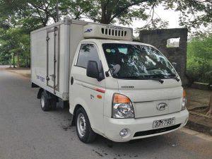 xe tải đông lạnh 1 tấn