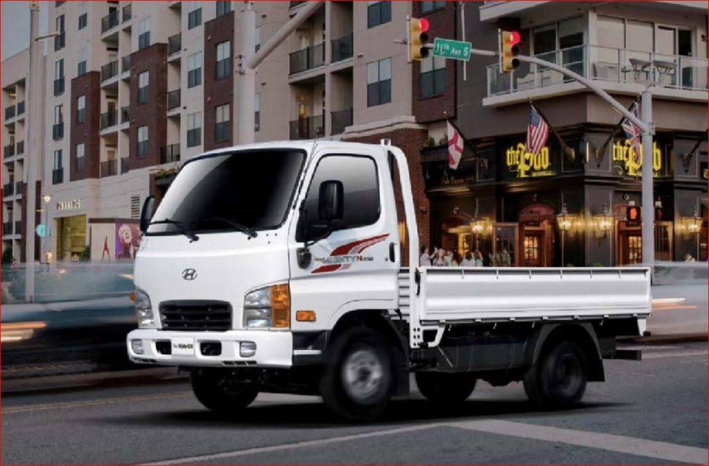 xe tải New Mighty N250